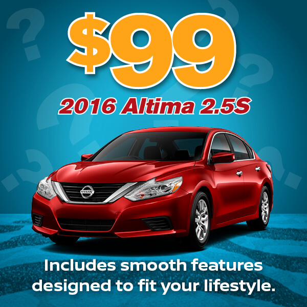 2016 Nissan Altima Features Mossy Nissan
