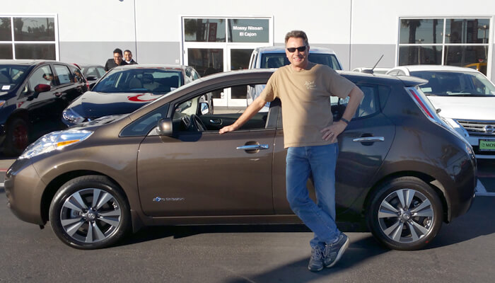 Read Testimonials from Other Mossy Nissan Customers in El Cajon