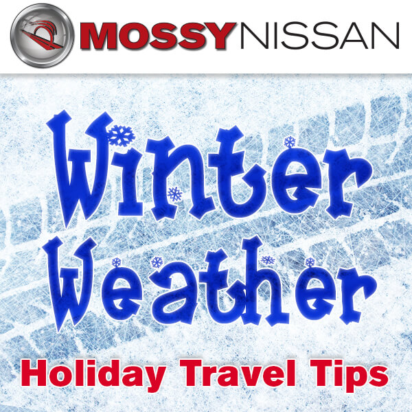 Be Prepared Winter Weather Holiday Travel Tips Mossy