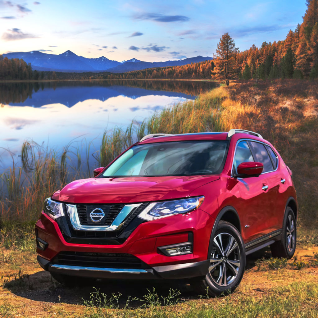 wtop car review nissan rogue compact crossover adds a 2017 hybrid model mossy nissan. Black Bedroom Furniture Sets. Home Design Ideas