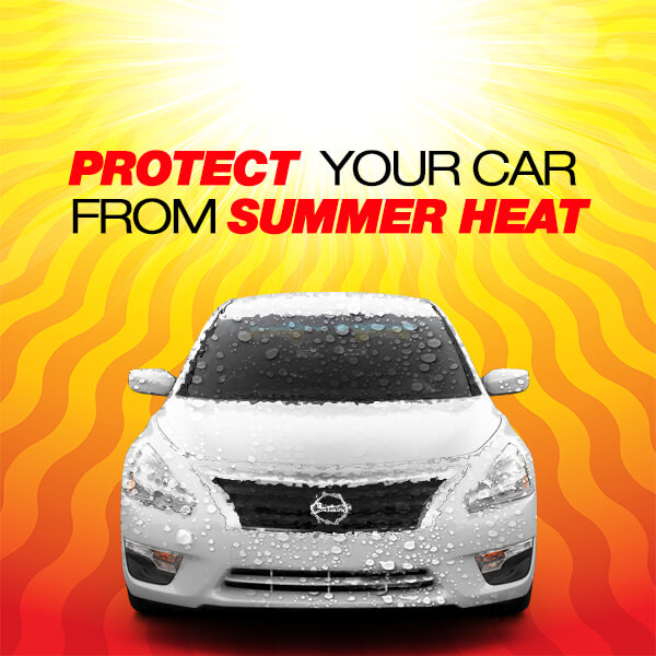 Mossy Nissan Escondido >> Car Care Tips: How to Protect from the Summer Heat - Mossy ...