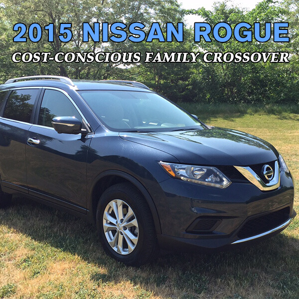 Mossy Nissan Escondido >> 2015 Nissan Rogue: a great-option for cost-conscious ...