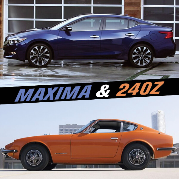 Maxima Heritage: A Look Back At Seven Generations Of 4