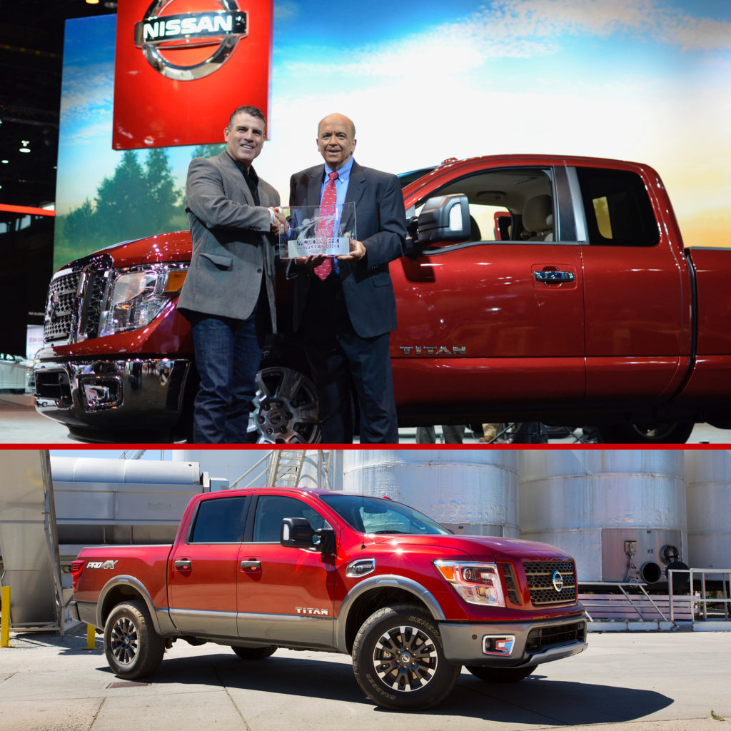 The All New An Half Ton Pickup Was Announced Today As Best Truck Category Winner Of Motorweek 2017 Drivers Choice Awards At