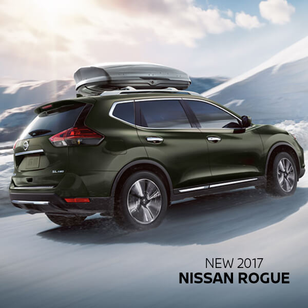 Care Names The 2017 Nissan Rogue Family Car Of Year