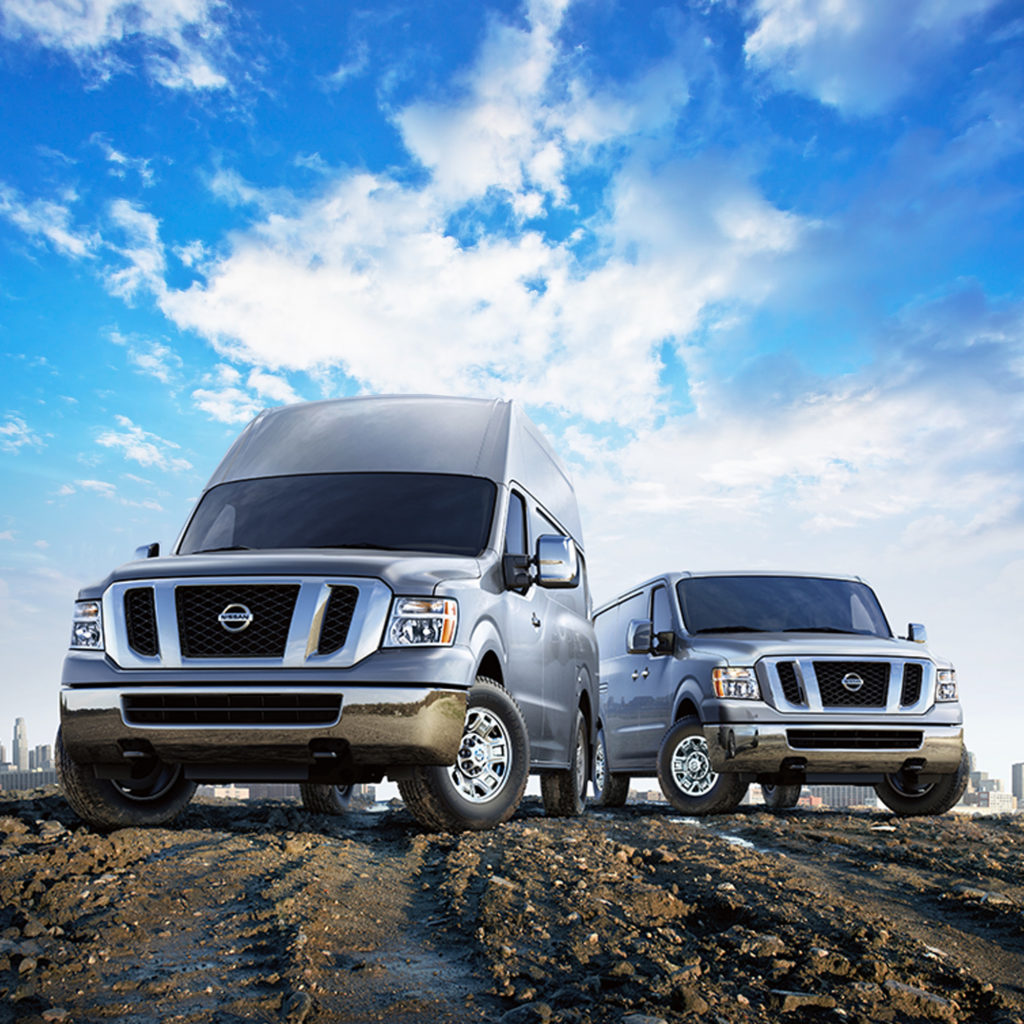 Mossy Nissan Chula Vista >> Nissan NV the Envy of the News World! - Mossy Nissan