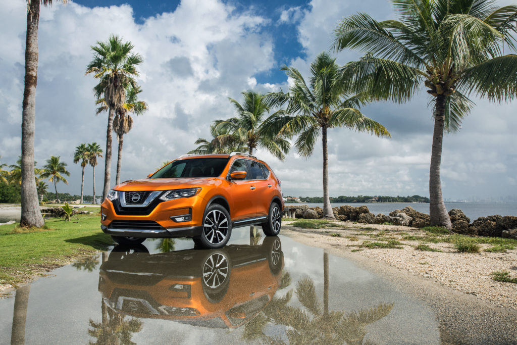 New Nissan Rogue Hybrid Model Revealed For 2017