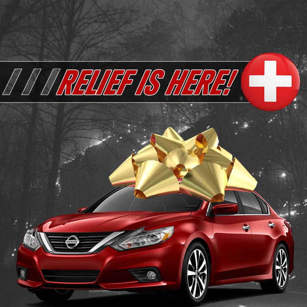 Nissan Gives Gift To Gatlinburg Mossy Nissan