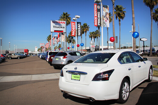 Nissan National City >> Contact Your Local National City Nissan Dealership With Any