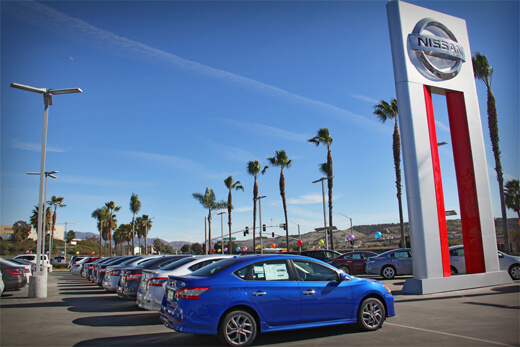 Mossy Nissan Chula Vista >> Contact Mossy Nissan In Chula Vista With Your Nissan Sales