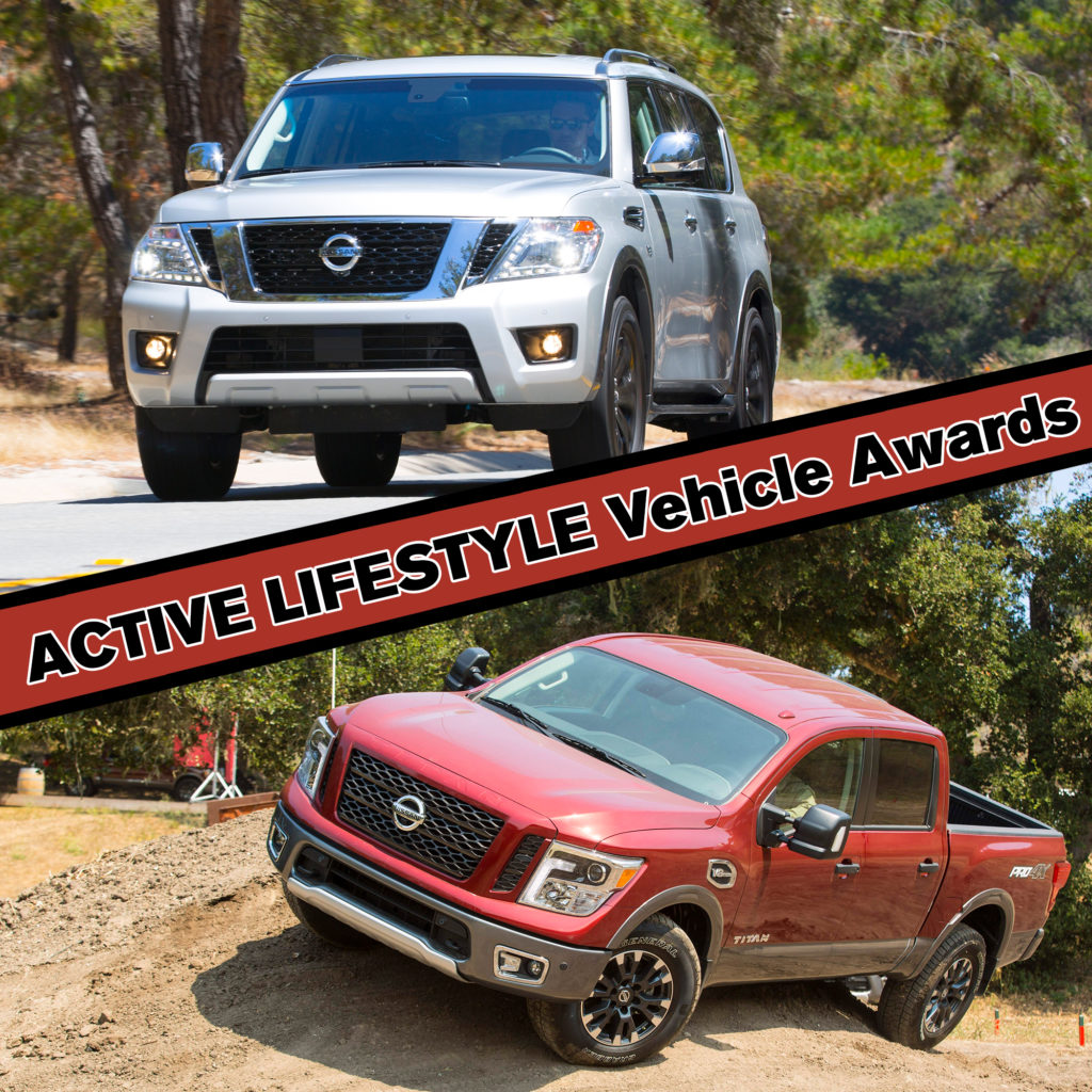 Nissan Titan And Nissan Armada Win At Annual Active