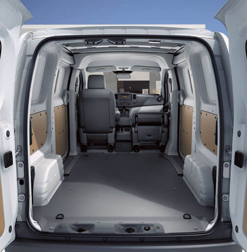 Xtronic Continuously Variable Transmission >> Compact Cargo Vans are Perfect for Carrying Lots of Cargo at Once