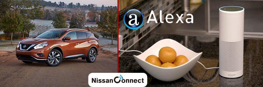 New Skill For Amazon Alexa From Nissan Lets Customers Talk