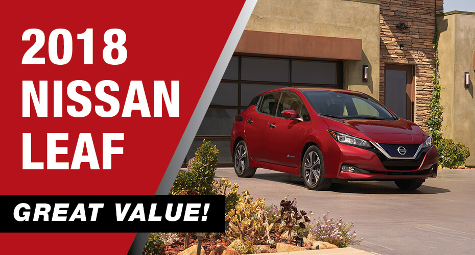 The All New 2018 Nissan Leaf Takes Home Kbb S 5 Year Cost To Own Award Mossy