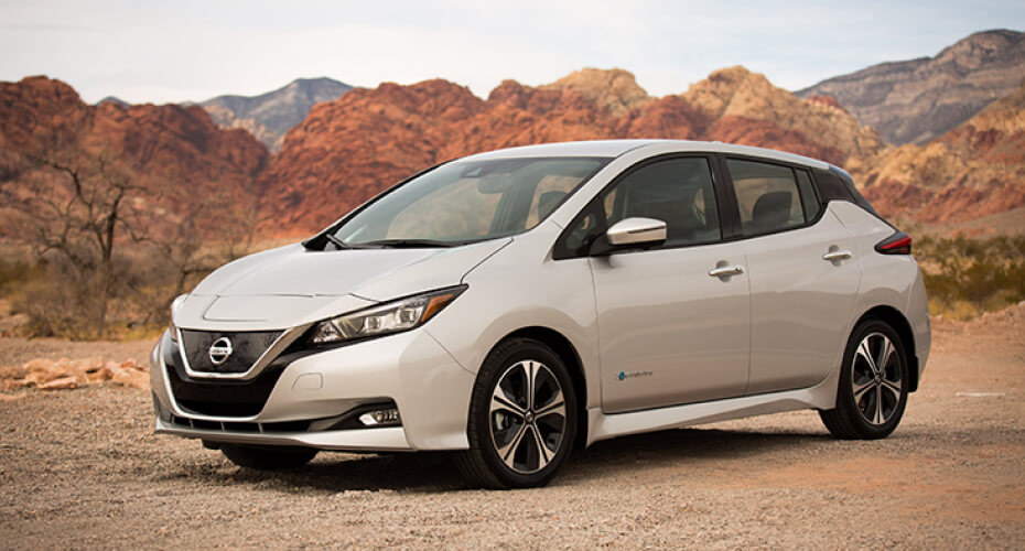 The All New 2018 Nissan Leaf Which Went On Last Month Has Been Completely Reinvented For Its Second Generation Combining Greater Range With A