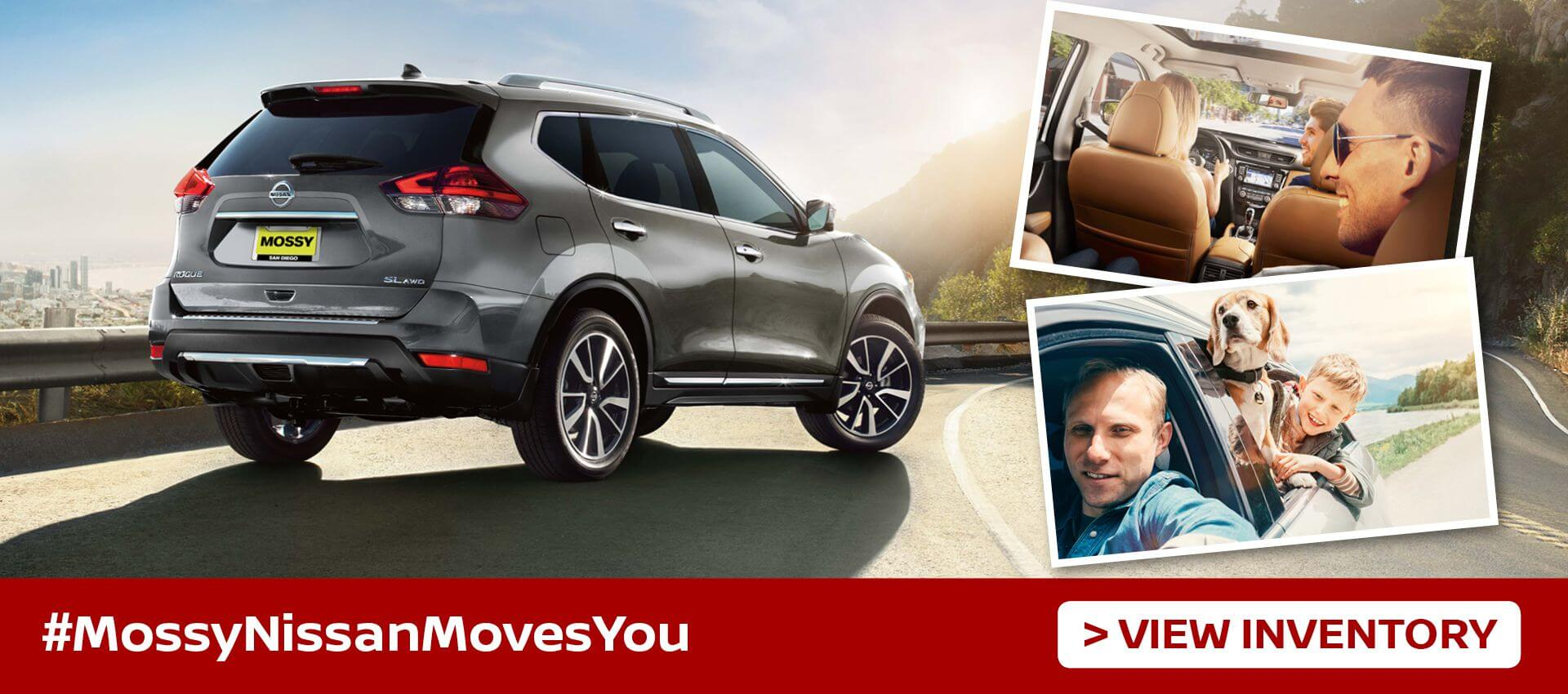 New 2017 2018 Nissan U0026 Used Car Dealer In San Diego, CA | Mossy Nissan 7  Locations