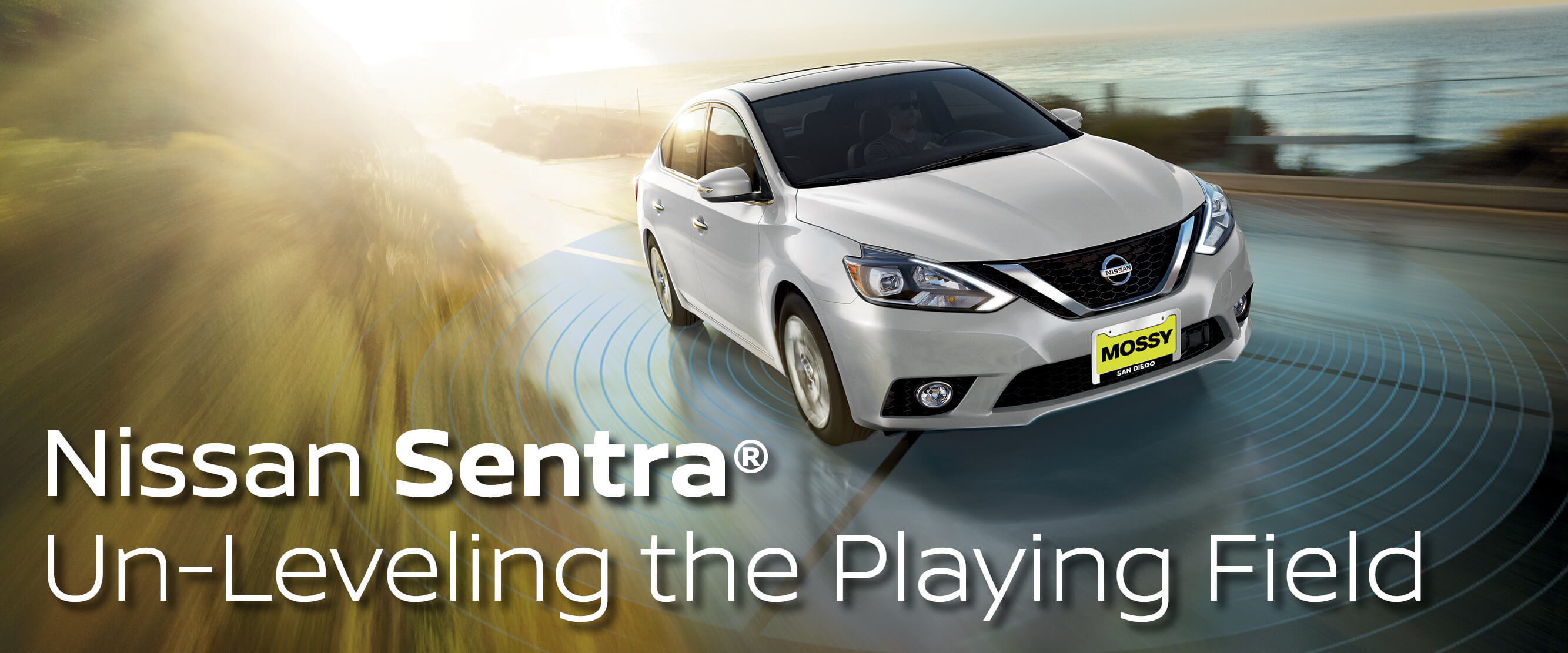 Nissan Sentra Un-Leveling the Playing Field