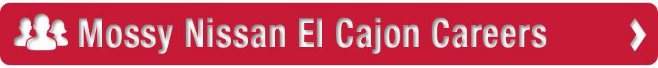 Mossy Nissan El Cajon Careers