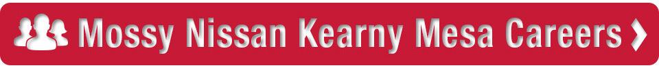 Mossy Nissan Kearney Mesa Careers