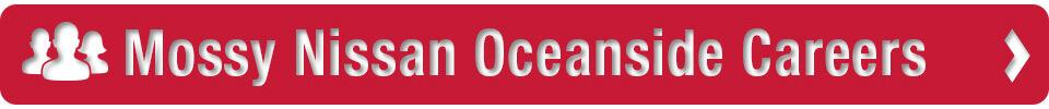 Mossy Nissan Oceanside Careers