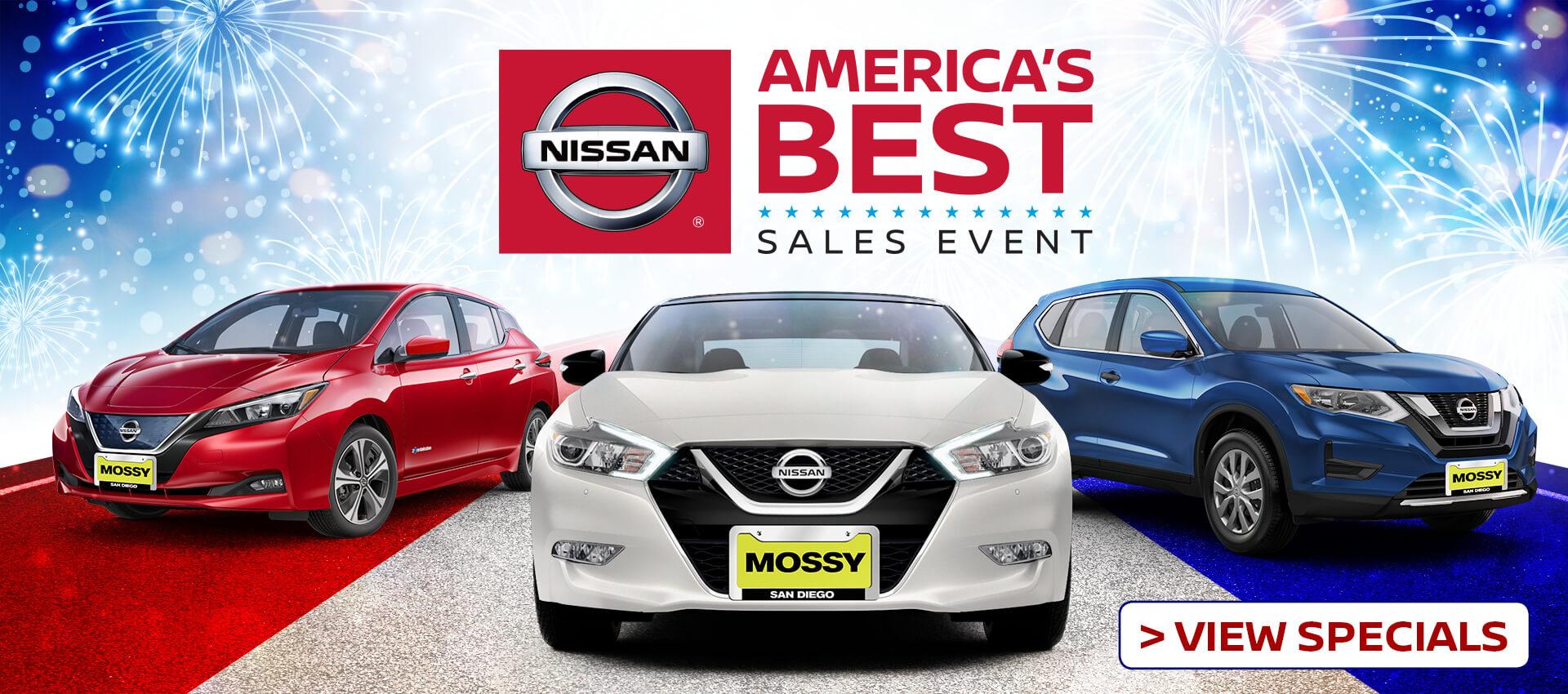 Mossy Nissan El Cajon >> New 2017-2018 Nissan & Used Car Dealer in San Diego, CA | Mossy Nissan 7 Locations