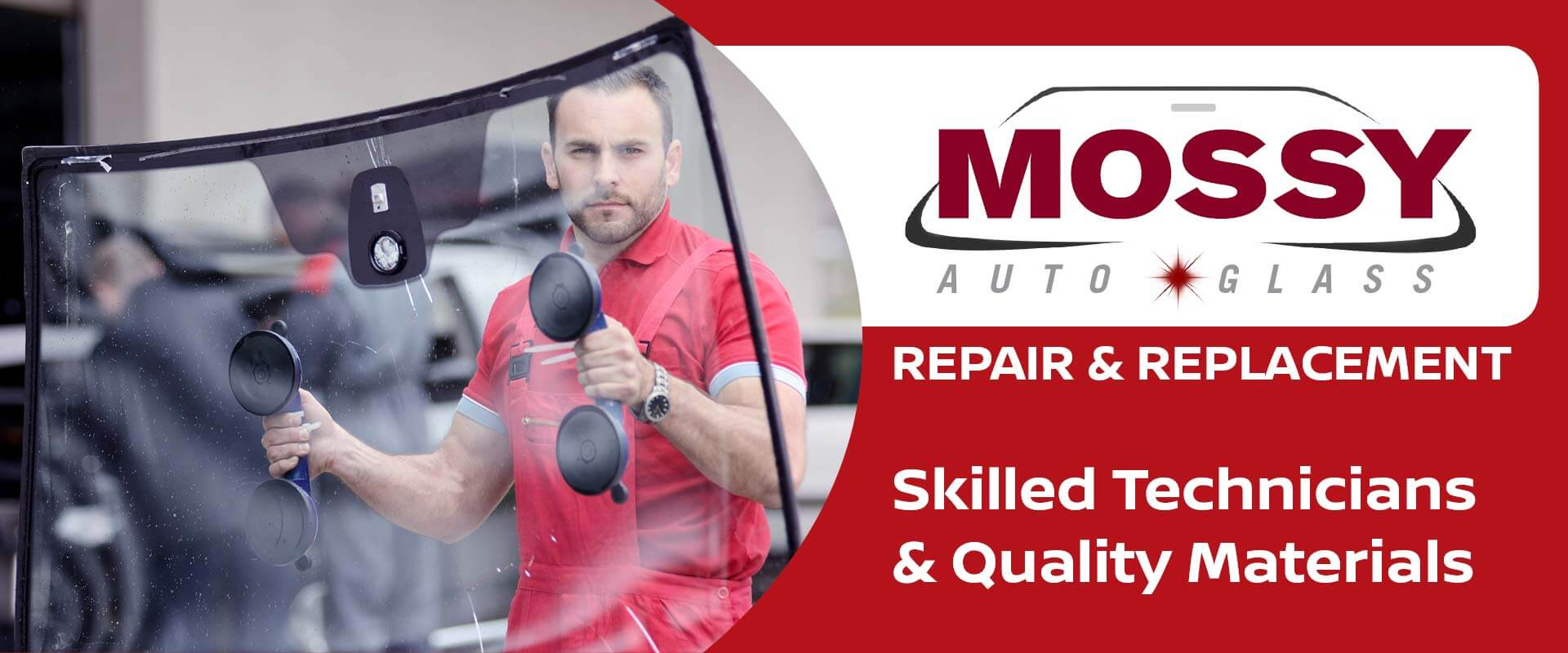 Mossy Auto Glass Repair and Replacement