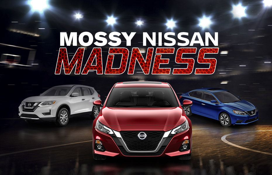 Mossy Nissan El Cajon >> Mossy Nissan Madness - Mossy Nissan