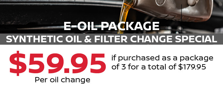 Synthetic Oil Package