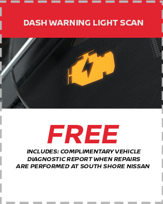 Dash Warning Light