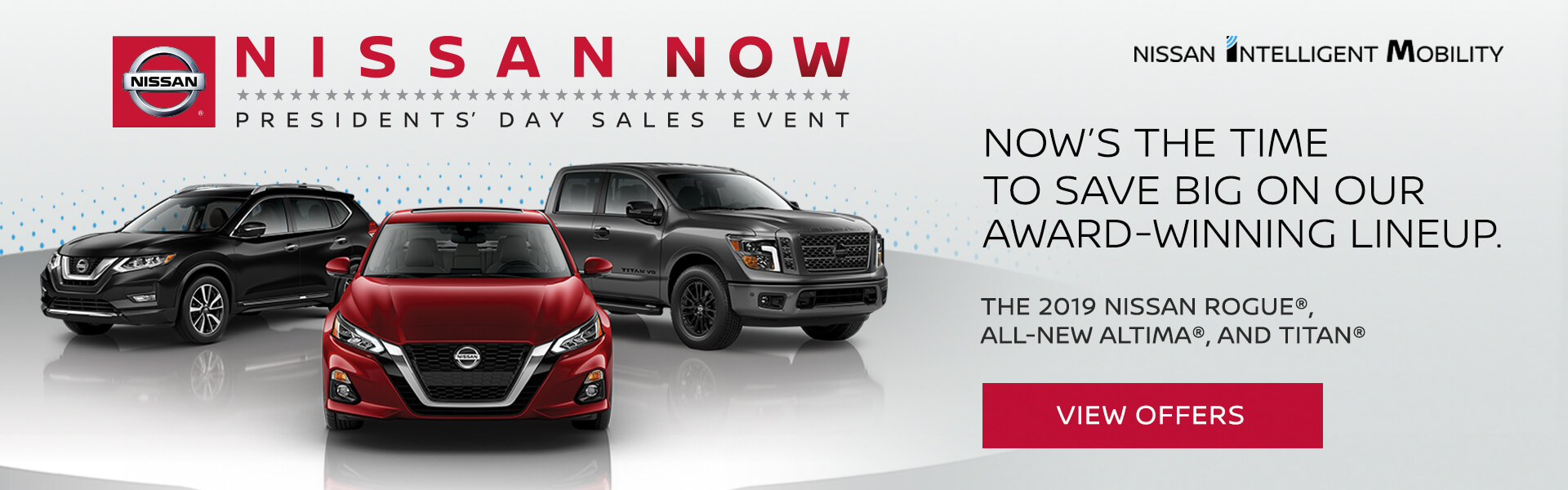 Nissan Sales Event