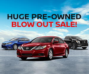 Huge Pre-Owned Blow Out Sale!