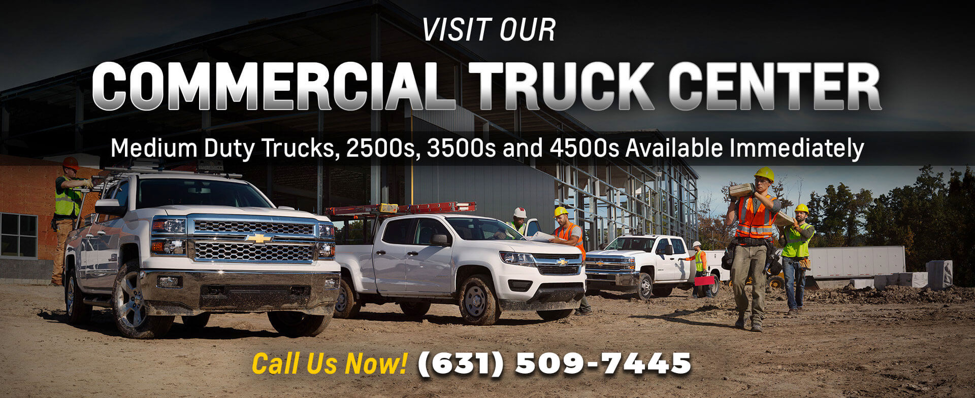 Chevrolet Commercial Vehicles