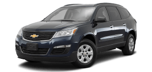 So Cal Chevy Dealer TRAVERSE