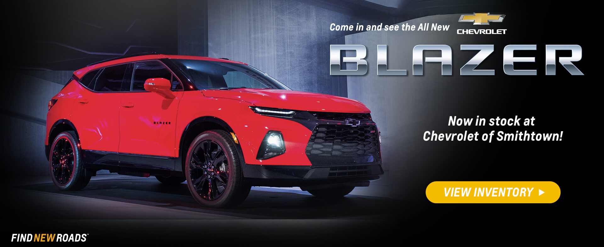 All New Chevrolet Blazer