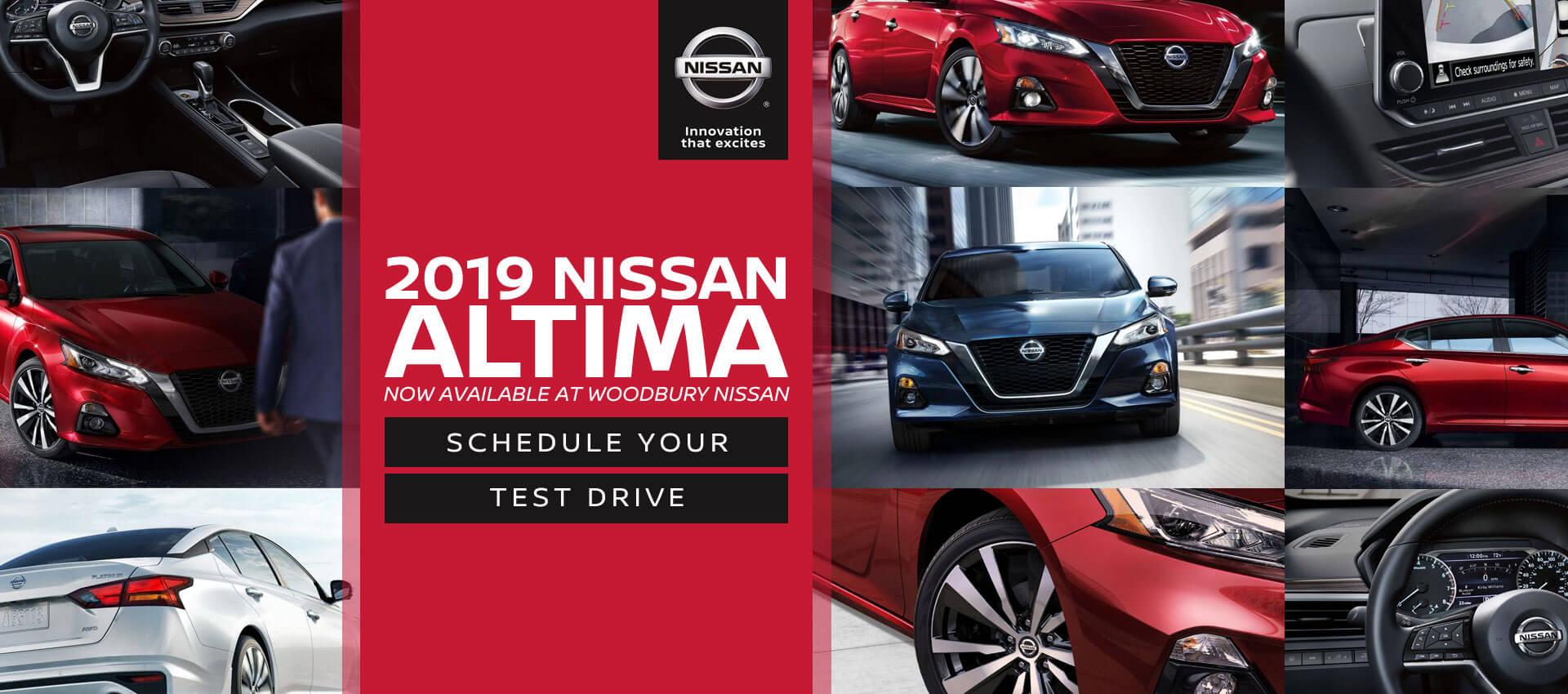 New Altima Test Drive
