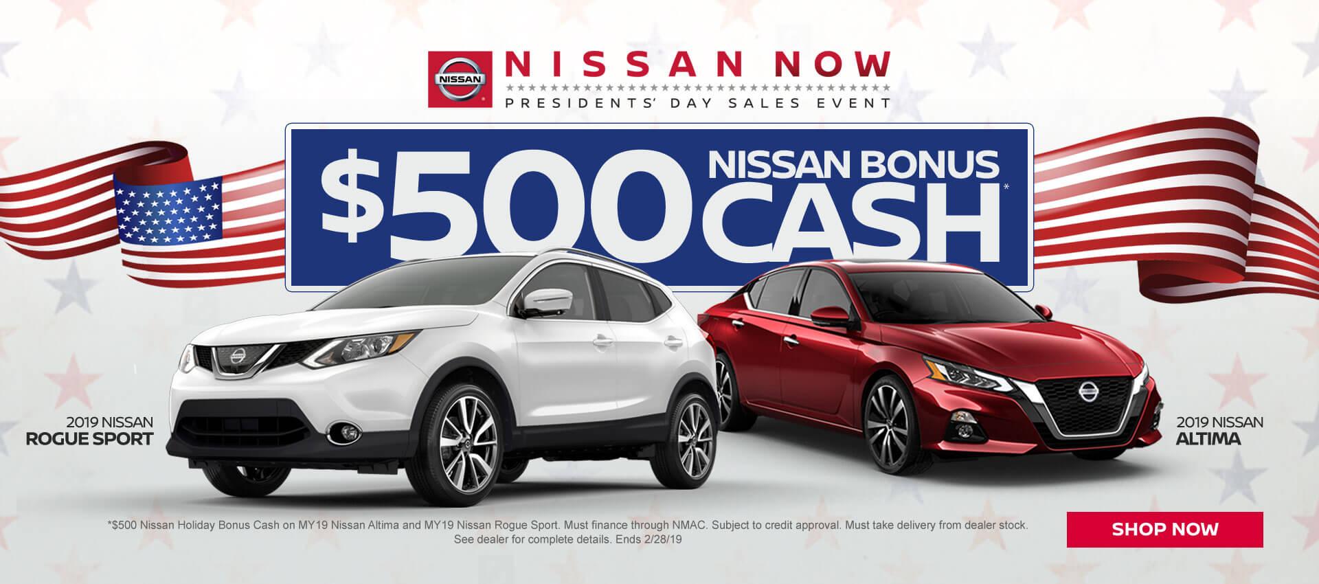 Sales Event Bonus Cash