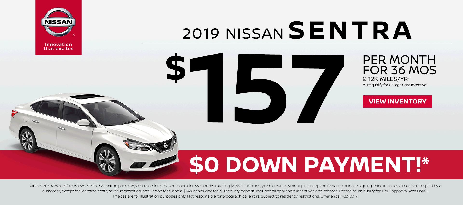 Nissan Dealers In Nj >> New Used Nissan Dealer In South Jersey Serving Philadelphia