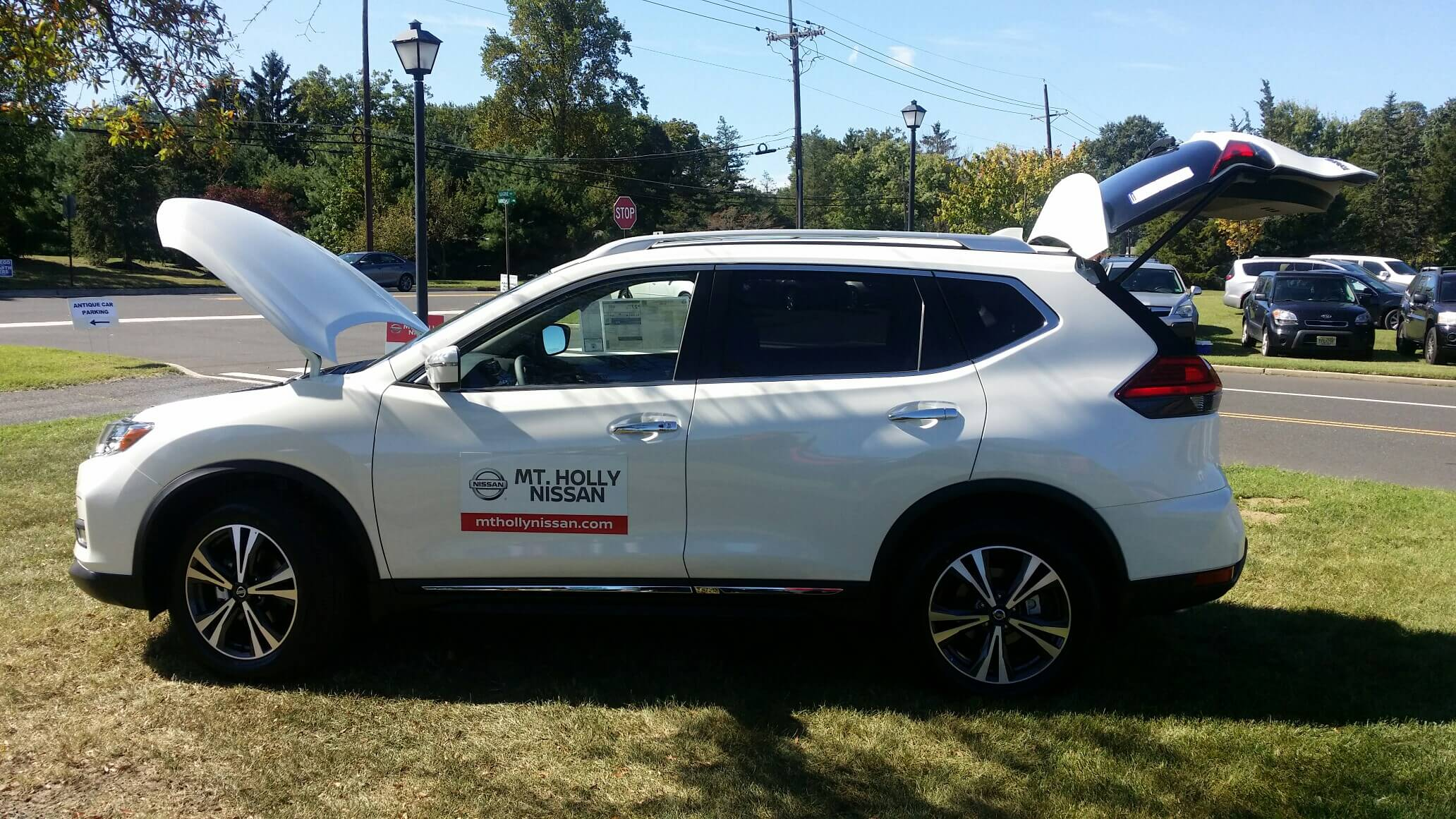 Mt Holly Gives Back Mount Holly Nissan