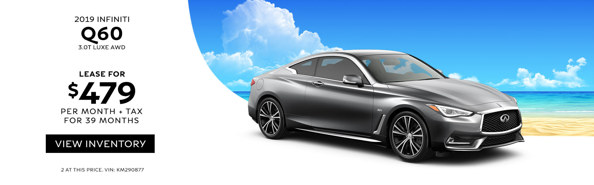 Q60 Lease for 479