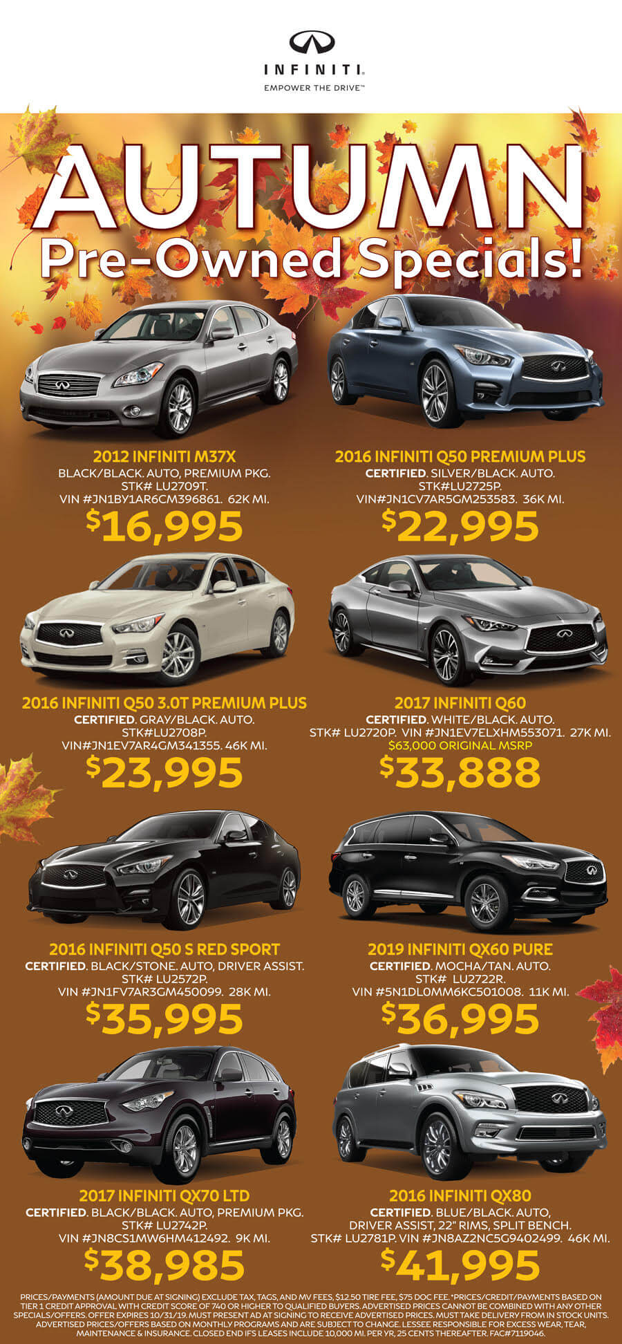 Certified Car Offers