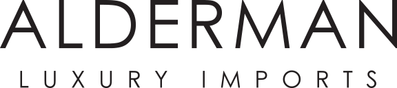 Alderman Luxury Imports Logo