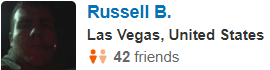 Las Vegas, NV Yelp Review