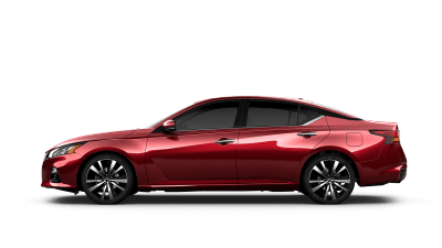 New 2019 Nissan Altima car for sale at Henderson Nissan dealership near Summerlin