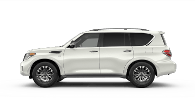 New 2019 Nissan Armada SUV for sale at Henderson Nissan dealership near Spring Valley
