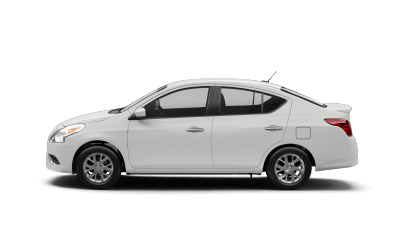 New 2019 Nissan Versa car for sale at Henderson Nissan dealership near Spring Valley
