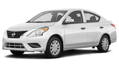 New 2019 Nissan Versa car for sale at Henderson Nissan near Las Vegas