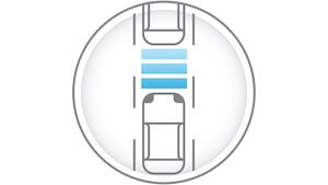2019 Nissan Armada Intelligent Cruise Control
