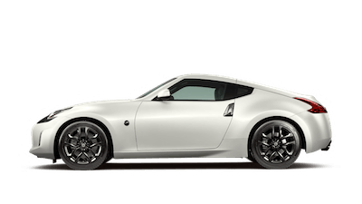 2019 Nissan 370Z Coupe Base model