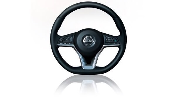 2019 Nissan Leaf Heated Steering Wheels