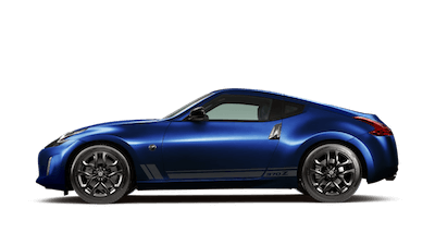 2019 Nissan 370Z Coupe Heritage Edition (Deep Blue Pearl)
